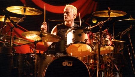 Josh Freese on Drums